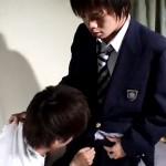 【無修正 ゲイ動画 xvideos】親友の美少年のケツマンにチンポぶっ刺して「痛い痛い」という言葉も聞かずに掘りまくる男子高校生!