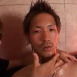 【ゲイ動画 tube8】クラブで遊んでるところを出演交渉したノンケギャル男イケメン!ゲイアダルト初出演でいきなり3Pでケツマン掘られる…