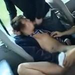【ゲイ動画 xvideos】閲覧注意!オラオラ系レイプ魔集団に狙われたイケメン高校生がバスの中で犯され泣き叫ぶ強制アナルファック!!