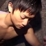 【ゲイ動画 pornhub】100分越え!射精数45発!体育会系イケメンのマジイキっぷりに酔いしれる大ボリューム映像!!