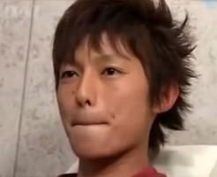 【ゲイ動画 pornhub】男から攻められてドン引きしながらも勃起してしまう激カワのノンケイケメン!!