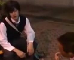 【ゲイ動画 xvideos】世間知らずのノンケイケメン高校生の童貞を無残に奪う鬼畜リーマンレイプ魔!!