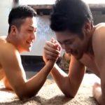 【ゲイ動画 pornhub】筋肉に自信のある体育会系イケメン達が男同士のアナルセックスで感じまくる1時間オムニバス!