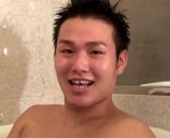 【無修正 ゲイ動画 pornhub】少年のような甘えん坊美少年とホテルでラブラブセックス!