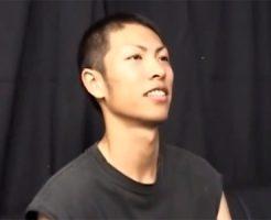 【ゲイ動画 pornhub】元高校球児のノンケ坊主イケメン大学生がゲイ動画出演!初めてのアナルセックスで悶えまくる!
