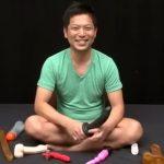 【ゲイ動画 xtube】アナル大好きw色んな玩具とデカマラで猿顔イケメンのお尻を掘りまくれ!