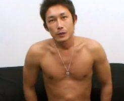 【無修正 ゲイ動画 pornhub】ジムで鍛えたプリプリのお尻がたまらないノンケお兄さんのオナニー!