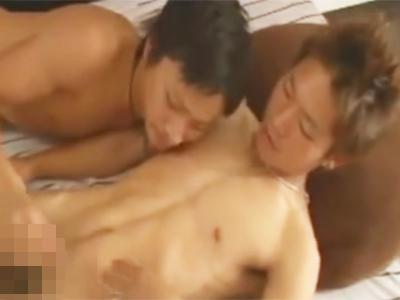 【ゲイビ無料】ノンケのイケメンがやばいほど喘ぐ!寸止め快楽にアクメしたくて全力勃起、ケツ穴締めて淫らに昇天