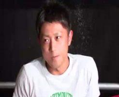 【ゲイ動画 erovideo】24歳ノンケの素人イケメンは若いパパ?!エッチ度85%でフェラされながら腰を動かす淫乱男子