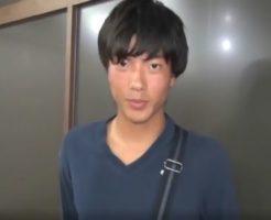 【ゲイ動画 TUBE8】街で見かけたイケメン君に声をかけてホテルに連れて行ってみた