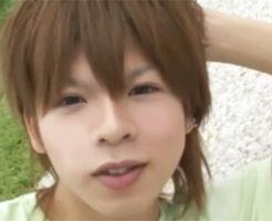 【ゲイ動画 pornhub】雄愛液でシーツを濡らすアナルファックで絶頂するかわいい犬系イケメンBL男子の叶瑛士