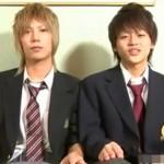 【ゲイ動画 xvideos】ブレザー姿のイケメン男子高校生ゲイカップル春馬と優馬のボーイズラブアナルセックス!
