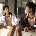 【ゲイ動画 pornhub】ゲイウォーターボーイズ大集合!競泳パンツ姿のイケメンS級スイマー達がアナルセックスで乱れまくる!
