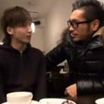 【ゲイ動画 xvideos】イケメンゲイ男優の真崎航と二人っきりのデート!メガネをかけた航さんたまらないッス…