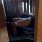 【twitter動画】部屋を覗いたら男の子同士が裸で抱き合って