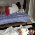 【ゲイ動画 pornhub】隠れゲイ高校生が男友達3人でお泊まり会を企画!寝ている友達にホモ行為をしてみた結果www