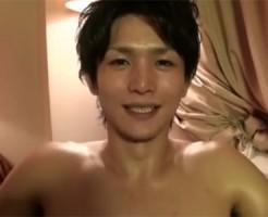 【ゲイ動画 pornhub】ディーンフジオカ似の爽やかイケメンを囲んで乱交状態で4Pセックス!!