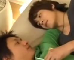 """【ゲイ動画 pornhub】人気イケメンモデル""""翔""""&""""奈義""""というキセキのカップル誕生!ベッドでイチャつくBLセックス!"""