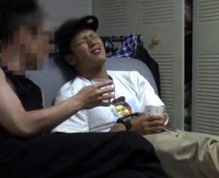 【ゲイ動画 xvideos】素人ナンパ企画 in 大阪心斎橋!酒で泥酔させた素人男子のチンポを好き放題にさせていただきましたァン!
