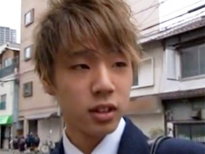 18歳 イケメン ゲイ 中出し
