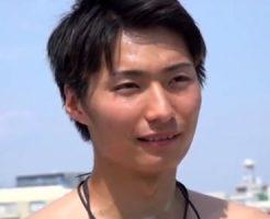 【ゲイ動画 pornhub】19歳のスリ筋競泳男子に競パンを履いてもらってキツキツアナルを堪能!