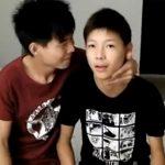 【ゲイ動画 xvideos】3年●組ショタ系イケメン男子が内緒で親のベットの上で初めてのアナルセックスをしちゃうw