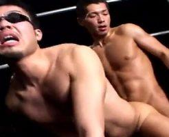 【ゲイ動画 pornhub】分厚くて温かい筋肉に包まれて。凛々しいマッチョイケメンのアナル舐め、ゲイセックスが激しい