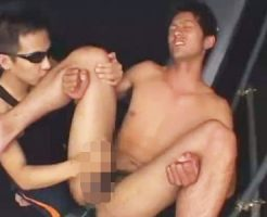 【ゲイ動画 erovideo】責められてめちゃくちゃにされたい受け専ゲイセックス!イケメンちんぽとアナルがひくひく痙攣絶頂