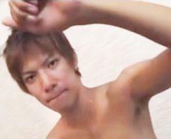 【ゲイ動画 tube8】ザーメン出るっ!若手イケメン俳優系のノンケ素人に初めての雄快楽を教えるエロフェラ、抜きテク指導