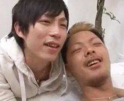 【ゲイ動画 pornhub】男子会後の自宅で3Pアフター!BLセックスするイケメン達が全身おちんぽ感じるゲイセックス