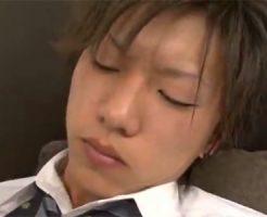 【ゲイ動画 youporn】ローションでとろけたケツマンコ。ちょっとヤンチャなジャニ系男子学生の長時間ゲイセックスムービー