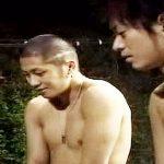 【ゲイ動画 youporn】逆らえず言いなりになってゲイセックス!ワイルド系スポメンが鍛えた身体で野外ご奉仕雄調教