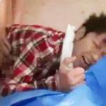 【無修正 ゲイ動画 erovideo】初めてなのにケツマン犯されてイキそう!レイプされたイケメンがエッチな鳴き声あげてアクメする