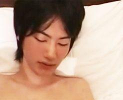 【ゲイ動画 pornhub】内気な素人イケメン男子がちんぽをフェラしてケツ穴いじられアナルファックでガン堀りぶっかけ絶頂