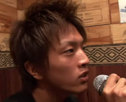 【ゲイ動画 boyfriendtv】スリ筋イケメンとカラオケボックスで2人っきりのデート…さんざん歌った後にHなサービスでご奉仕